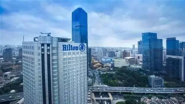 再见!上海第一家希尔顿酒店即将落幕!