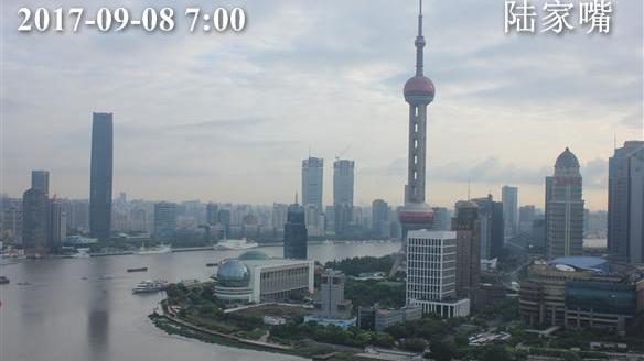 上海今转晴最高温29℃ 周日又迎降水