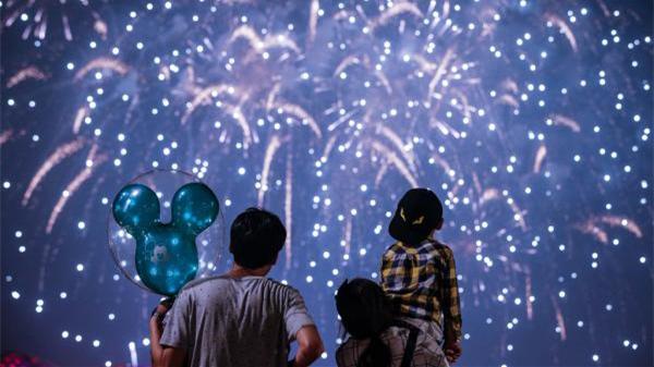 上海迪士尼:9月13日至30日儿童、老人等买一日票享五折