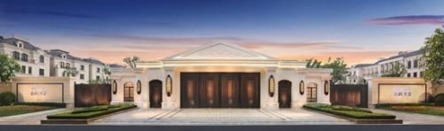 金科天玺现房开售 打造其京津冀经济圈核心项目