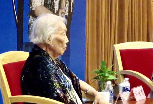 听91岁的苏秀聊聊她当年是怎么给电影配音的