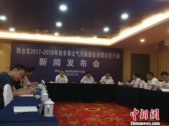 河北邢台打响蓝天保卫战 治理不利领导将被严肃问责