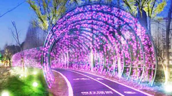 闵行这15公里绿道将进行灯光改造 快来看具体位置