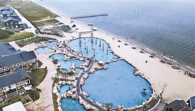 首页 社会 正文    位于秦皇岛的渔岛温泉度假区融合温泉度假,健康