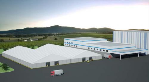 新仓储 新设施 定义电商物流新生态