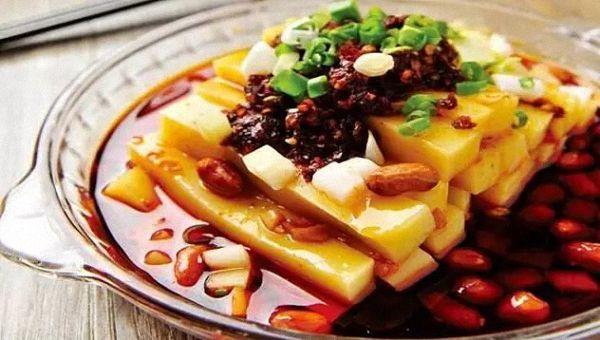 """贵州拟定标准:米豆腐不准""""美容"""",苕粉要有番薯味"""
