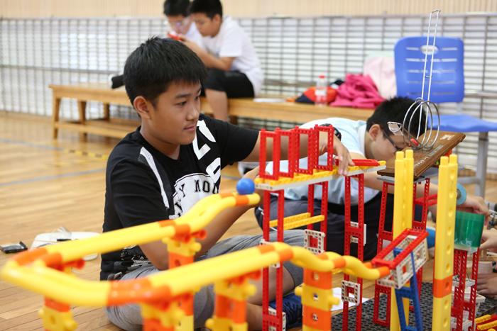 创造无限未来——第三届上海创客新星大赛举行