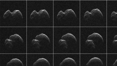 小心!一颗小行星正飞来 下个月将与地球擦肩而过