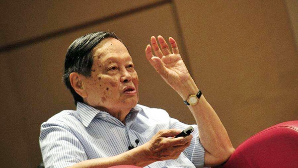 杨振宁87岁时曾向权威期刊投稿遭拒 还被认为是冒名者