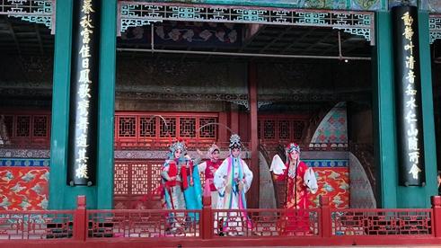 故宫畅音阁百年来首唱大戏  未来可期宫廷剧目演出