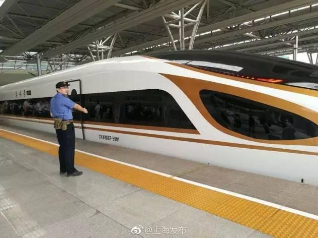 京沪高铁复兴号周四提速!到北京仅需4个半小时!