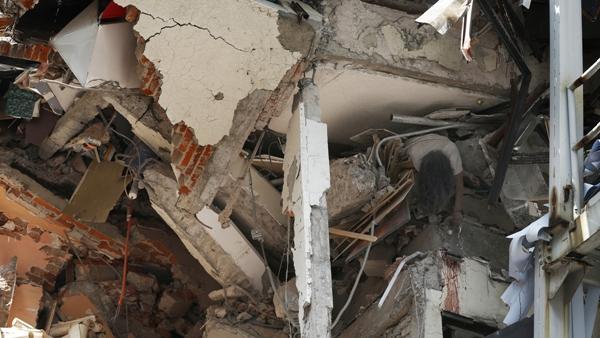 墨西哥地震至少5名台胞被困