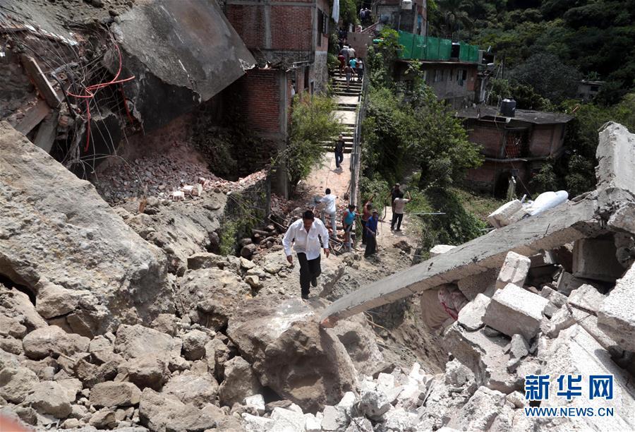 墨西哥地震已造成至少226人死亡