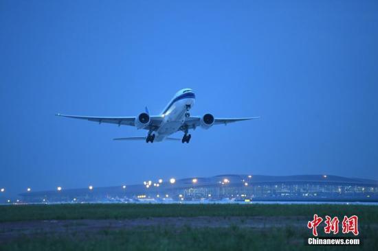 东航武汉公司班机温州机场擦机尾 民航局约见