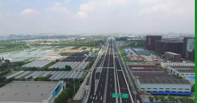 注意!虹梅高架路主线29日通车 交通管制措施公布
