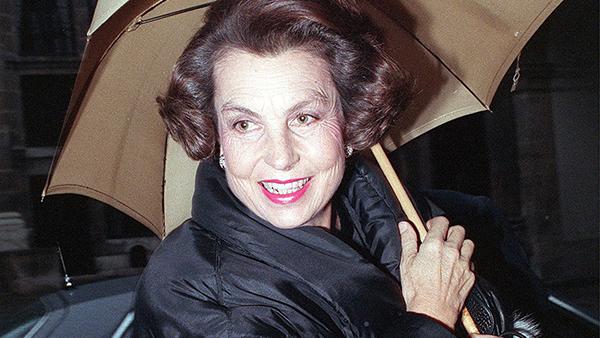 94岁欧莱雅创始人之女贝当古去世:世界女首富 晚年遭夺产