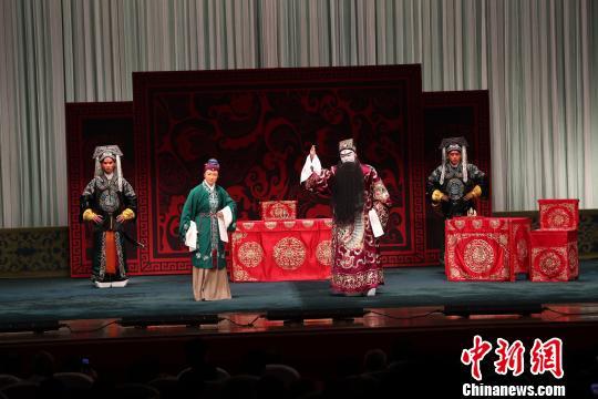 国家京剧院新编剧《徐母传》将折子戏改编整合为大戏