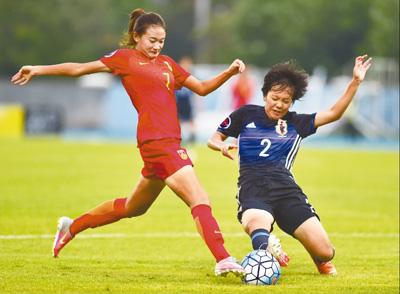 亚足联十六岁以下球员女足赛 中国队获第四名
