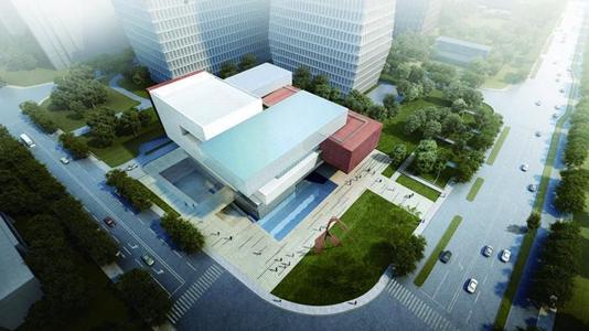 上海文化体育设施新风景 6|程十发美术馆:百姓的艺术殿堂