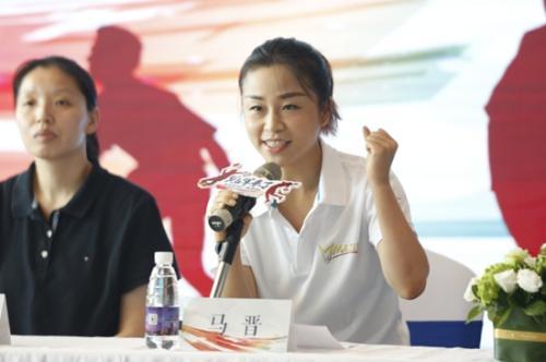 世界冠军马晋发起公益羽球赛 王晓理田卿等现身支持