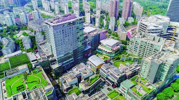 阅读上海100胜 87丨大宁馨城  绿色宜居地 星梦成真处