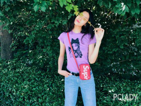 """刘雯高圆圆说,这样拍照才能成为朋友圈的""""photo queen"""