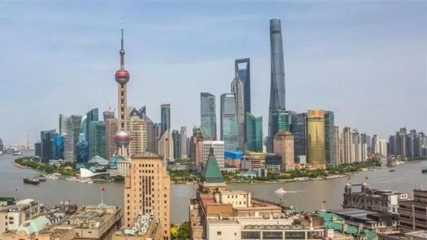 一组上海今昔对比照,告诉你现在的祖国有多强大!