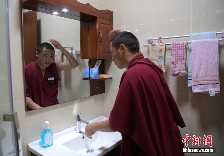 四川藏语佛学院新校区落成