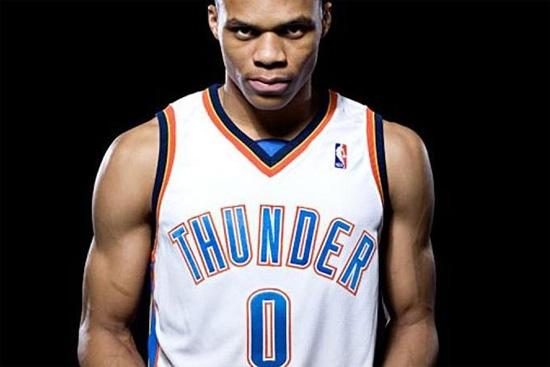 5年2.05亿!威少与雷霆续约 NBA史上最大合同