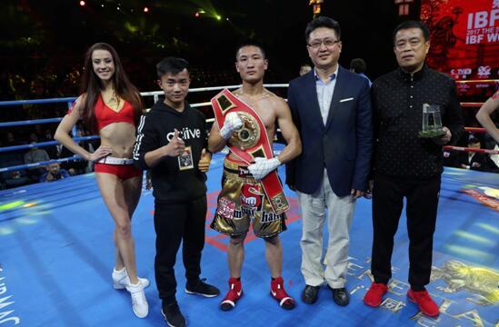 2017赛季新的IBF中国拳王将在哪里诞生