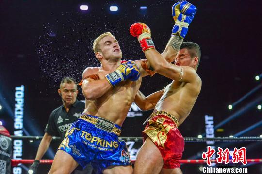 十国顶尖拳手汇聚 世界搏击巡回赛平潭站打响