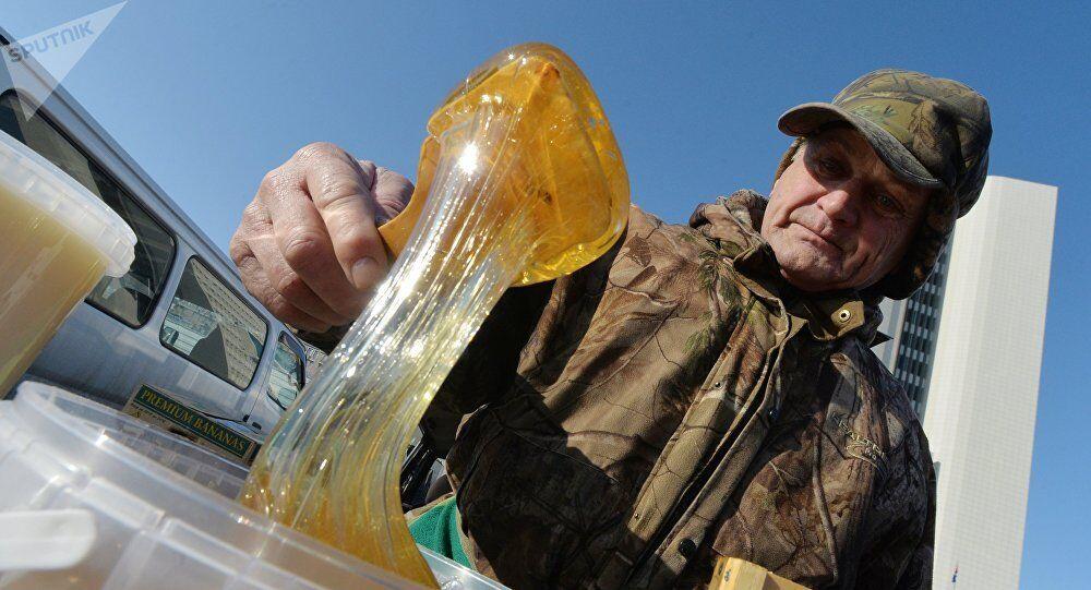 超1.2吨俄天然蜂蜜因细菌超标被禁止进入中国 已退回俄罗斯