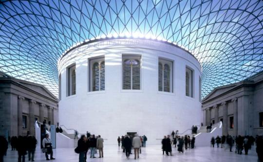 英博物馆丢6000多件展品 官方:安保良好 令人羡慕