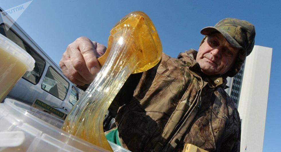 超1.2吨俄罗斯天然蜂蜜因细菌超标被禁入中国
