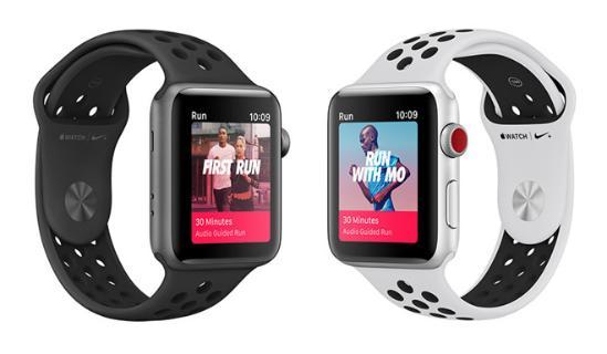 耐克在新款Nike+手表上市前更新官方应用