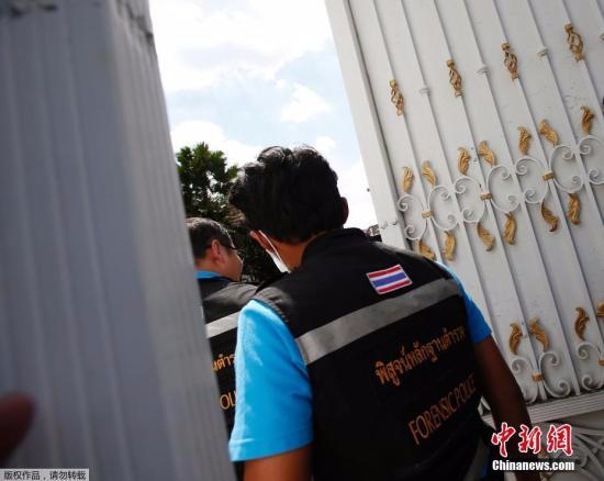 泰国国家警察副总长:英拉已离开迪拜前往英国
