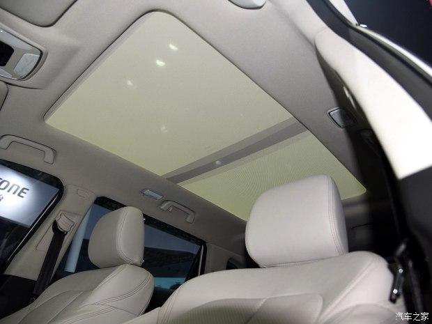 汉腾汽车 汉腾X5 2017款 基本型