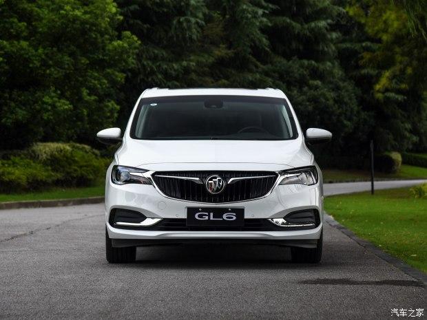 上汽通用别克 别克GL6 2017款 1.3T 基本型