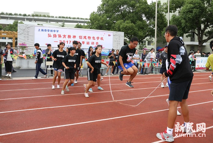 上海市亭林中学:以课程建设促特色发展