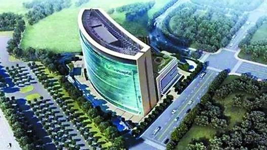 看病将有新选择 上海自贸区首家中外合资国际医院明年竣工