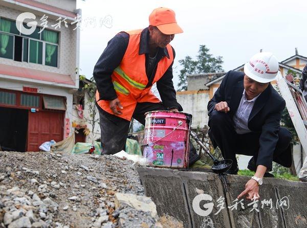 【中国梦·践行者】齐兴强:把精品工程建在千里乌蒙干线上