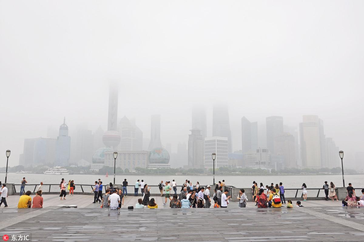申城今起三天继续阴雨 周五雨止迎来好天气