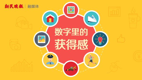 幸福满满!动图展示5年来上海人衣食住行大变化!
