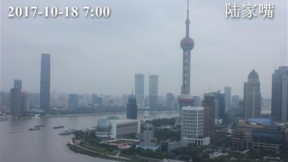 上海今阴转多云 最高温22℃ 周五起天气转晴