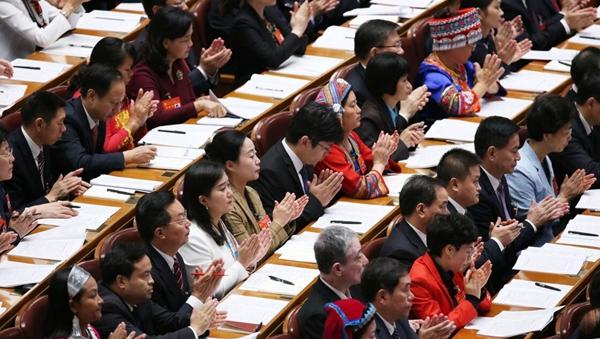 习近平提出,健全人民当家作主制度体系,发展社会主义民主政治