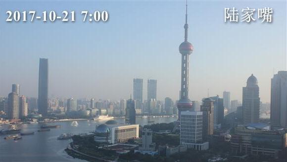 双休日上海进入赏云模式 今最高温22℃ 下周继续晴好