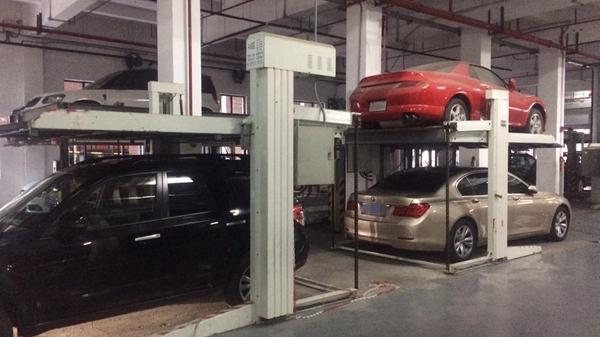 六千余共享车位在申城各处上线 遭遇小区停车难的你会选择吗?