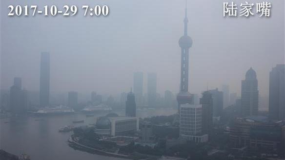上海今多云转阴 最高温20℃ 大风降温即将到来