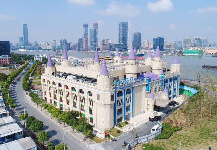 上海第一家高端儿童医院开业!还以为是迪士尼!