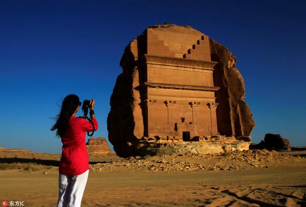 沙特宣布将首次发放旅游签证,为发展旅游业吸引更多外国游客